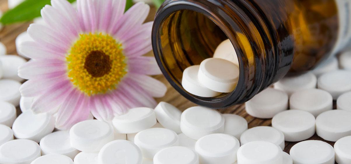 Tabletten mit Schuessler Salzen